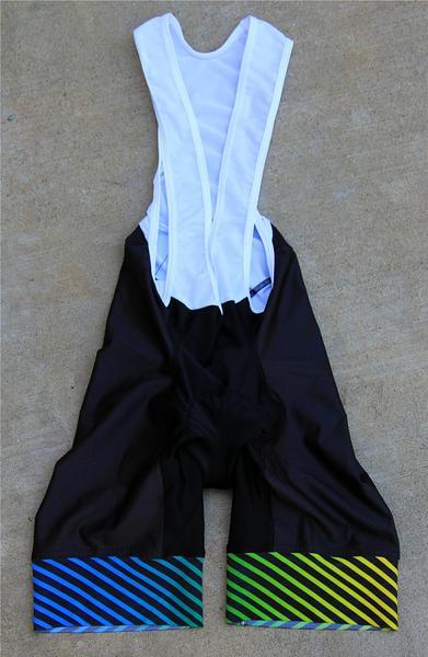 Castelli Liberty Team Bib Short Black Fade