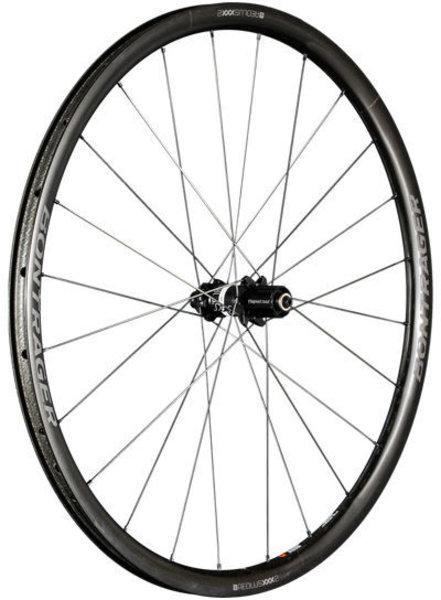 Bontrager Bontrager Aeolus XXX 2 TLR Disc Clincher Road Rear Wheel Blem Decals