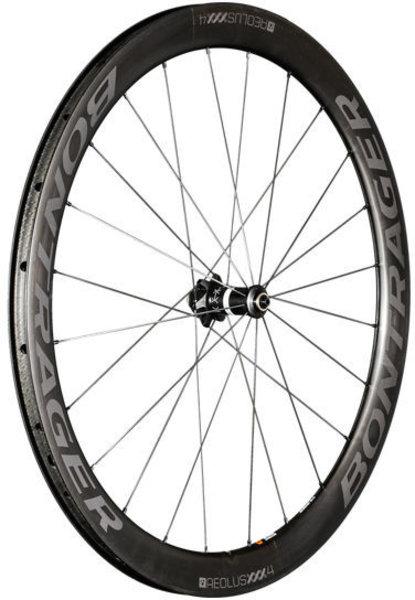 Bontrager Bontrager Aeolus XXX 4 TLR Disc Clincher Road Front Wheel Blem Decals