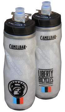 Liberty Bicycles Custom Camelbak Podium Chill Bottle 21oz.