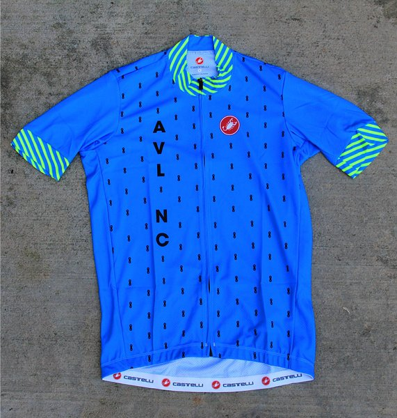 Castelli Liberty Bicycles Custom Jersey