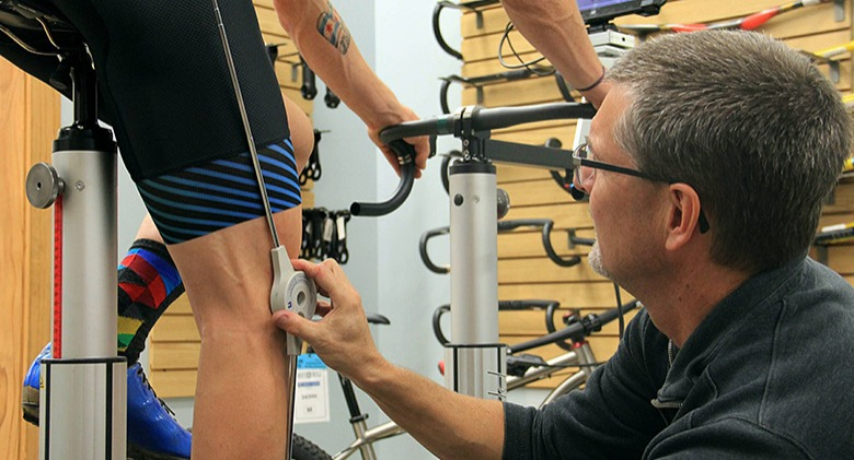 Bike Fit Measurements