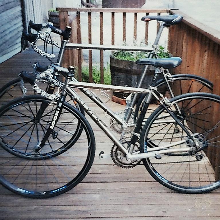 Seven Cycles Custom Build 3