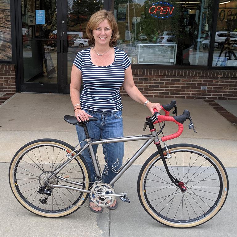 Seven Cycles Custom Build 4