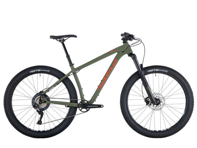 Salsa Timberjack Bike Rental