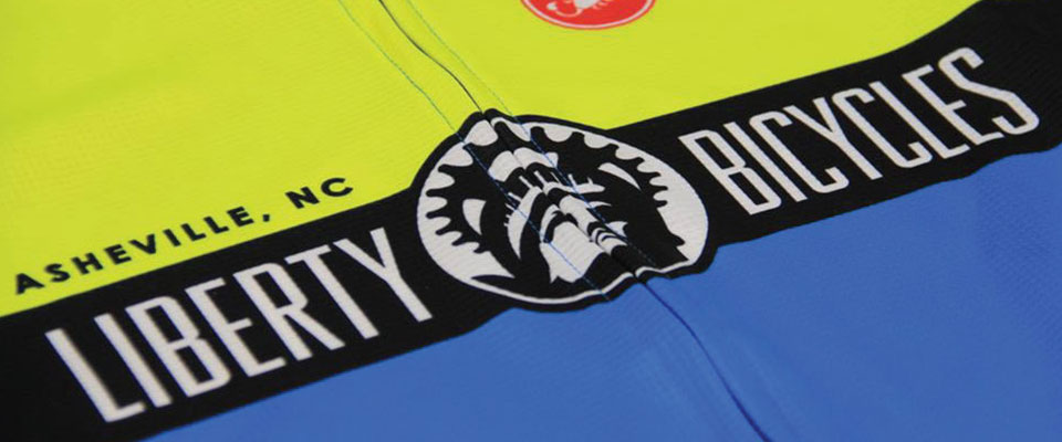 Liberty Bicycles Fall 2014 Jersey