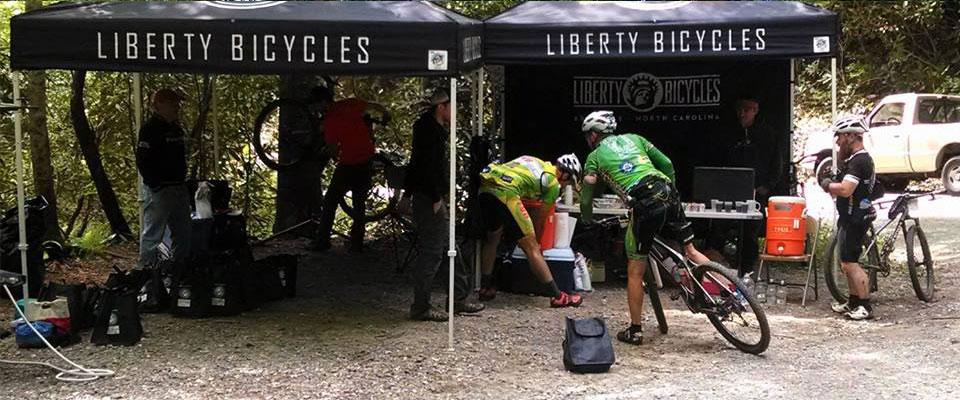 Liberty Bike Pit Stop