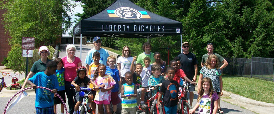 Liberty Bicycles Event