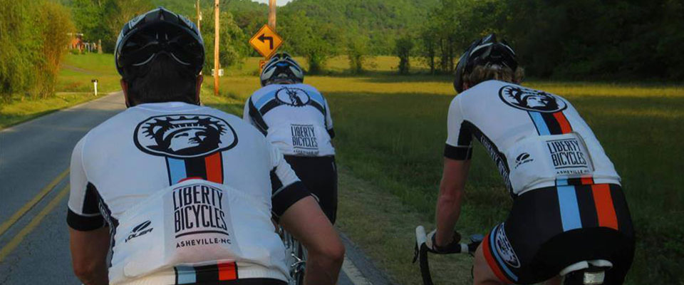 Liberty Bicycles Group Ride