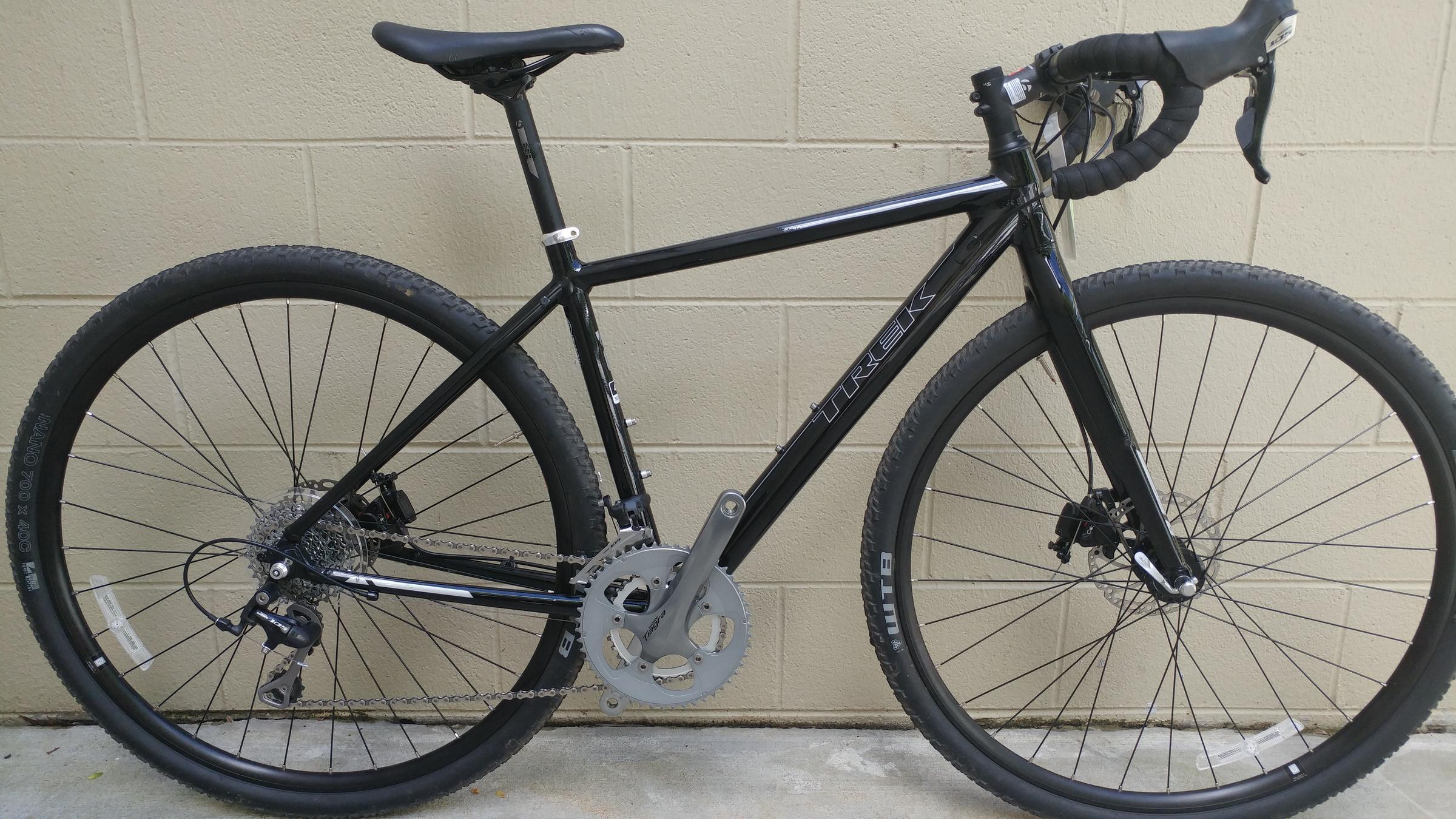7e26696848a Trek Used Crossrip LTD 49cm Black 2016 - Liberty Bicycles ...