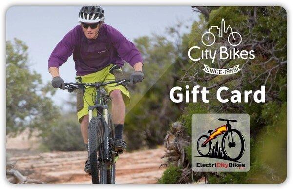 City Bikes Gift Card