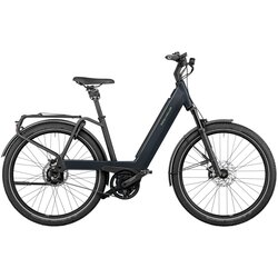 Riese & Müller Nevo Rohloff Perf. CX Grey 47cm 625wh Nyon