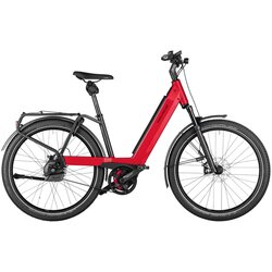 Riese & Müller Nevo Vario Perf. CX Red 51cm 625wh Nyon