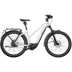 Riese & Müller Charger Mixte Vario Perf. CX White 46cm 625wh Kiox
