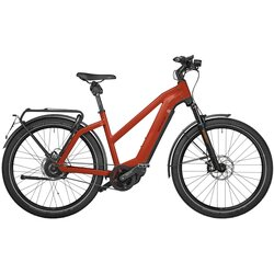 Riese & Müller Charger Mixte Vario Perf. Speed Sunrise 49cm 625wh Kiox w/ frt rack