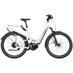 Riese & Müller Homage Vario Perf. CX White 54cm 625wh Nyon Comfort kit