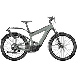 Riese & Müller SuperDelite Rohloff Perf. Speed Tundra 56cm 1250wh Nyon w/ frt rack