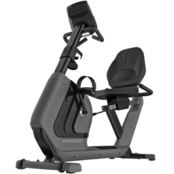 Horizon Fitness Comfort R Recumbent- Delivery/Set Up Included