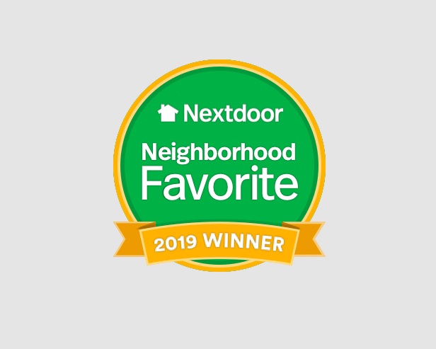Nextdoor's Neighborhood Favorite 2019 Winner
