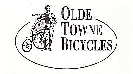 Olde Towne Bicycles logo link to homepage