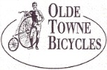 Olde Towne Bicycles Logo