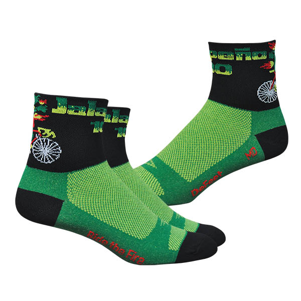 Jalapeno 100 Socks - Pre-Order By Calling (956) 423-3168