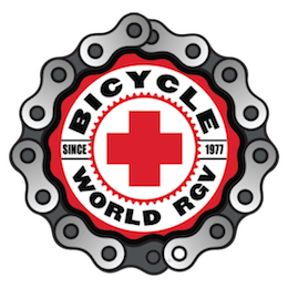 Bicycle World RGV Logo