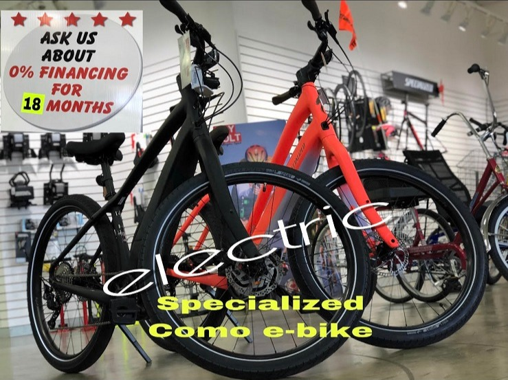 Specialized Electric Bikes