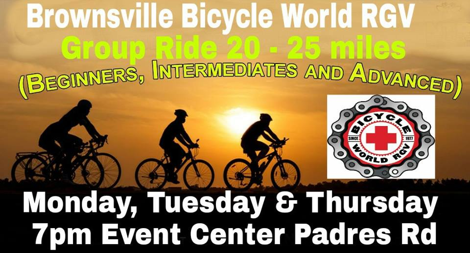 brownsville group rides