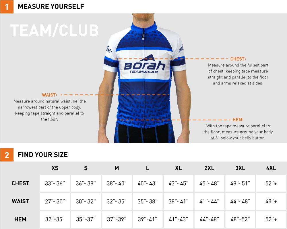 Spoke-N-Sport 2018 Custom Jersey