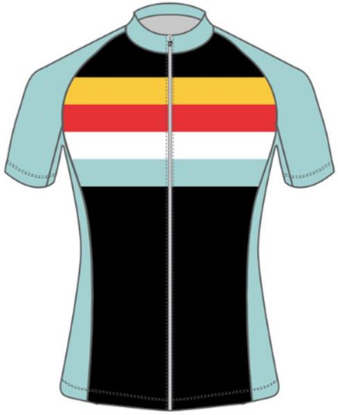 Spoke-N-Sport Spoke-n-Sport Short Sleeve Jersey - Women's
