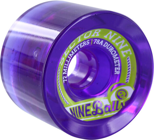 Sector 9 Nine Ball Wheels 72mm 75a