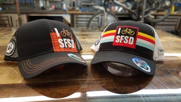 Spoke-N-Sport I Bike SFSD Technical Trucker