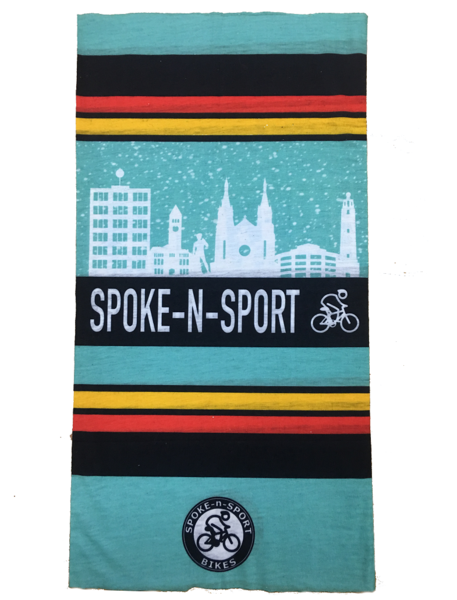 Spoke-N-Sport Neck Gaitor