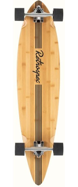 Retrospec Zed Pintail Longboard