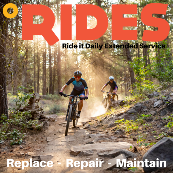 Ensure Protect RIDES 3 Year Premium Repair and Maintenance