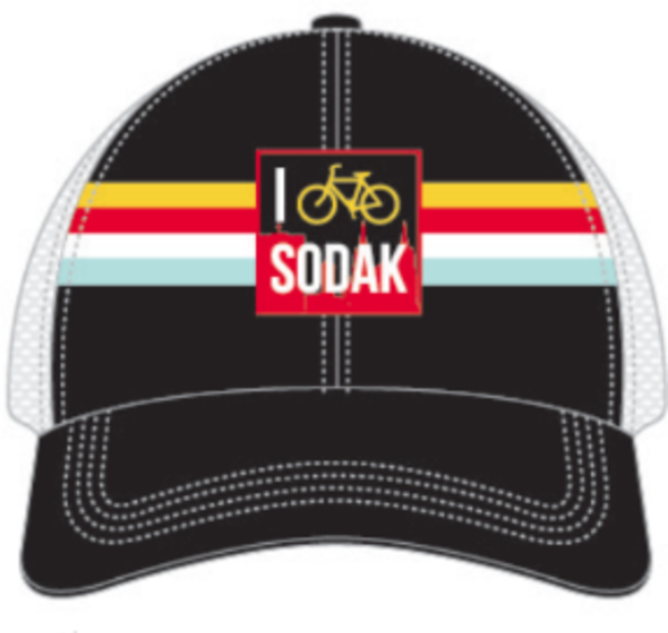 Spoke-N-Sport I Bike SoDAK Technical Trucker