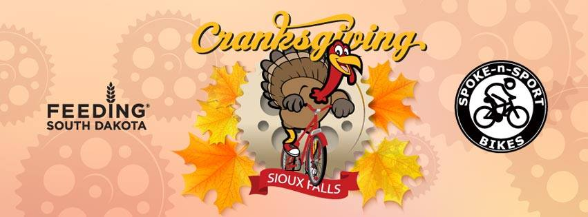 2017 Cranksgiving Sioux Falls Spoke-N-Sport