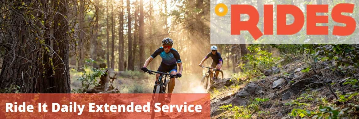 ride it daily extended service