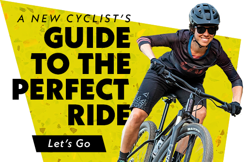 A new cyclist's guide to the perfect ride | Let's Go