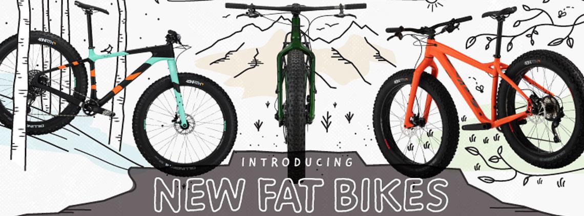 Shop New Fat Bikes