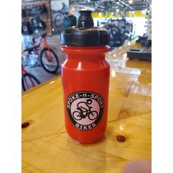 Spoke-N-Sport Buffalo on a Bike Bottle