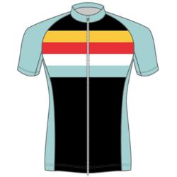Spoke-N-Sport Spoke-n-Sport Short Sleeve Jersey - Men's