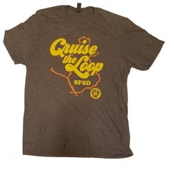 Spoke-N-Sport Cruise the Loop Tee