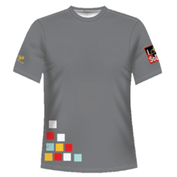 Spoke-N-Sport Ultra Fast Men's Tech Tee