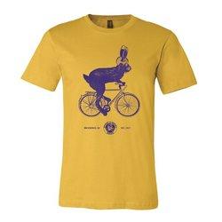 Spoke-N-Sport Jackrabbit on a Bike
