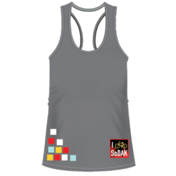 Spoke-N-Sport Coolest Women's Tech Tank