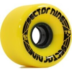 Sector 9 Nineball 64mm 78a Wheelset