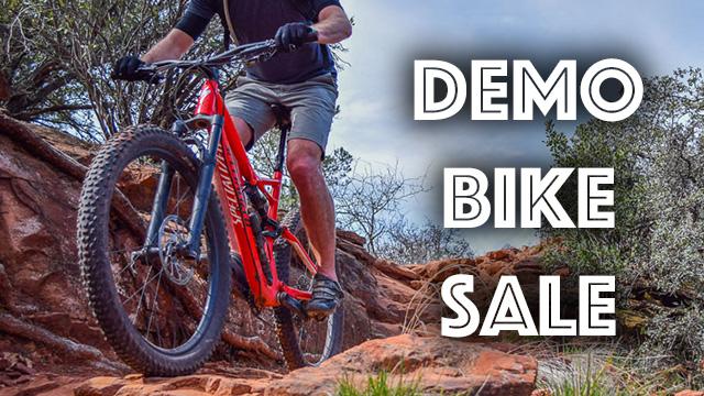 Demo Bike Sale