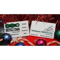 Bicycle Chain Gift Card - We can send to you!